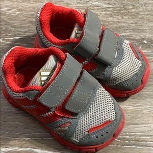 🔥Adidas ortholite toddler shoes Sz 5k🔥
